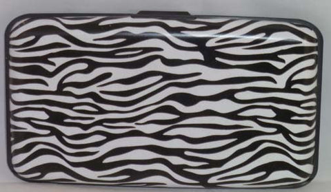 Wallet Safari XL - Zebra - Fig Design - Jules Enchanting Gifts - 1