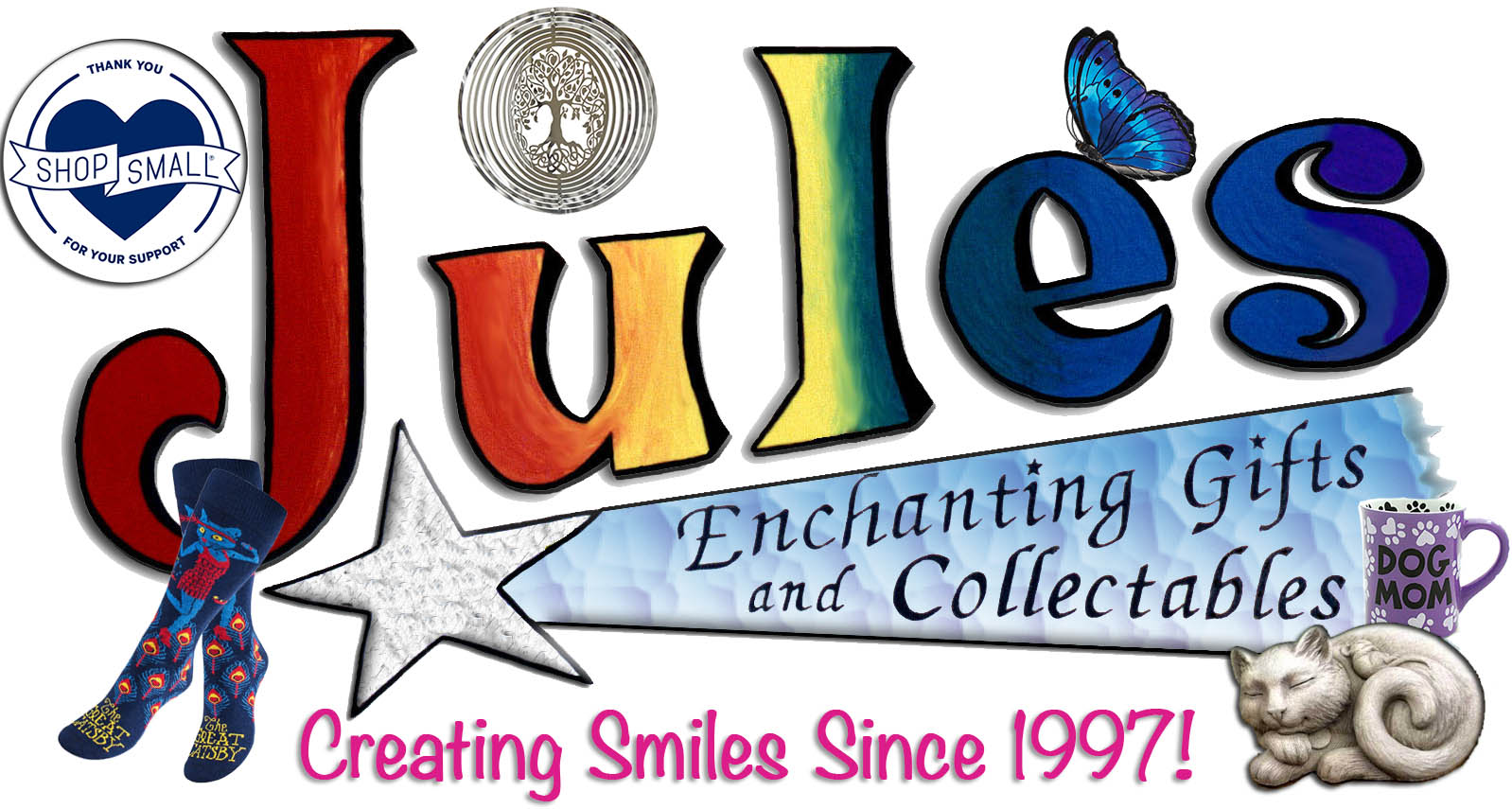 Jules Enchanting Gifts