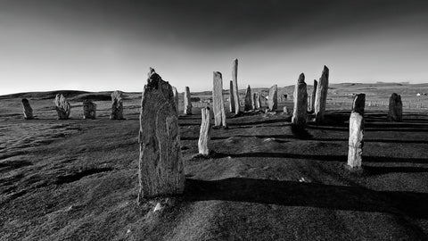 Callanish Stones II, Outer Hebrides 2015