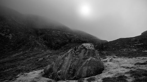 Isle Of Lewis, Sun and Mist