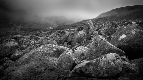 Ancient Rocks, Outer Hebrides 2015