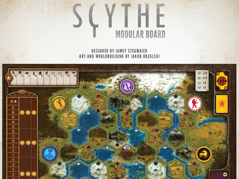 Scythe Modular Board (see description for availability)