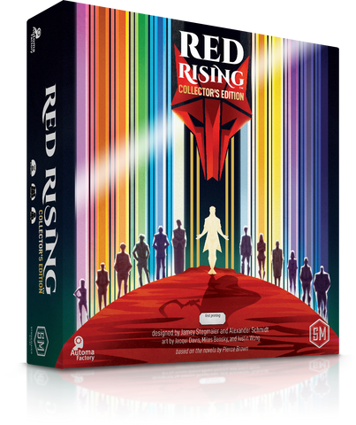 Red Rising Collector's Edition