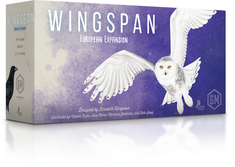 Wingspan European Expansion (max 2 per order)