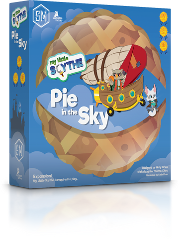 Pie in the Sky (My Little Scythe Expansion - Stonemaier Games)