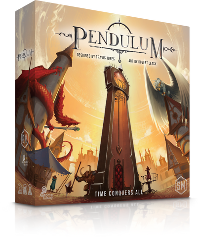 Pendulum (preorder ships in August)