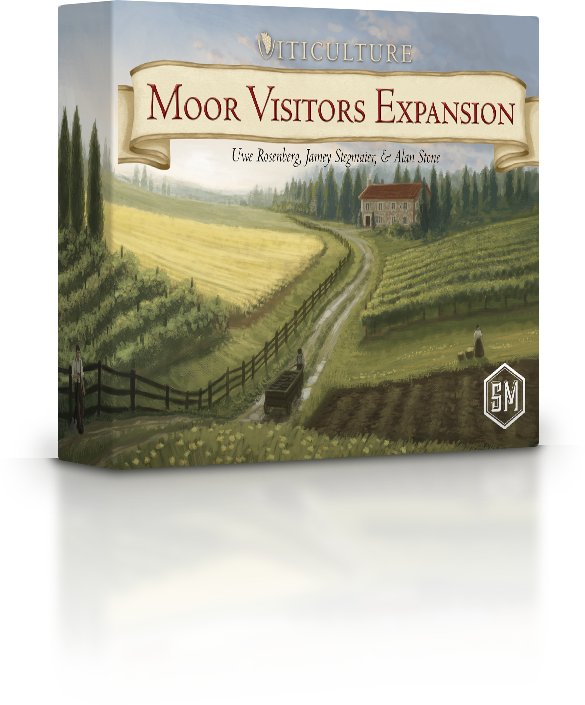 Moor Visitors Expansion