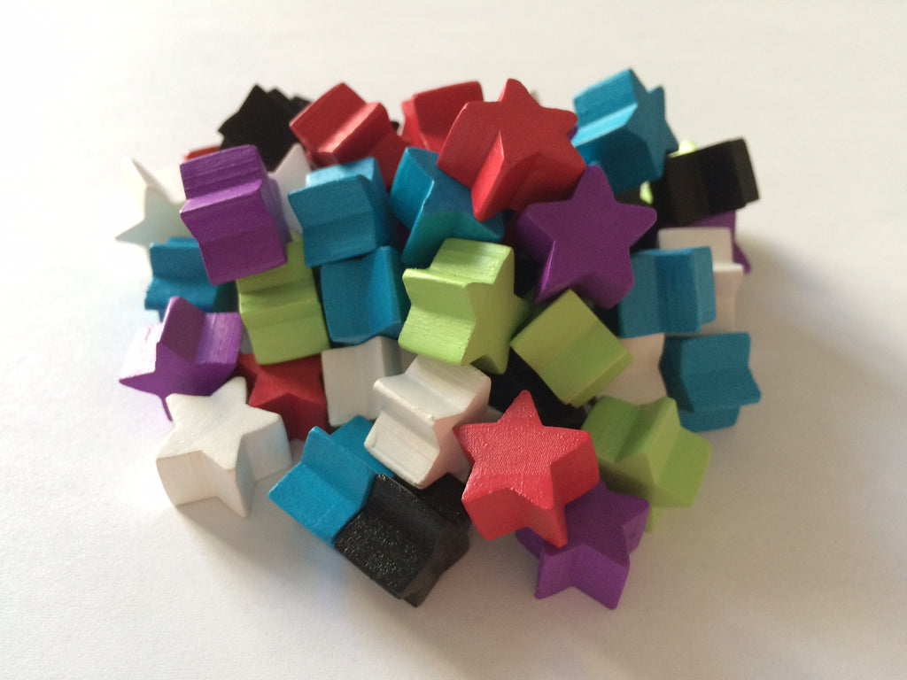 extra wooden stars (included in Euphoria)