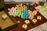 75 Egg Miniatures for Wingspan