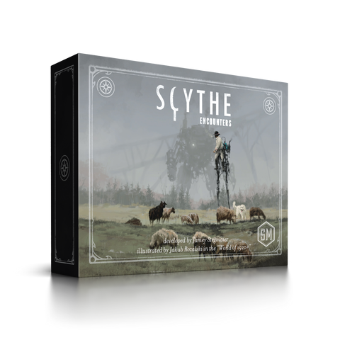 Scythe Encounters (back in stock in early November)