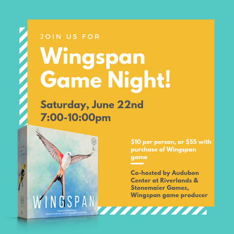 Wingspan Game Night (June 22)