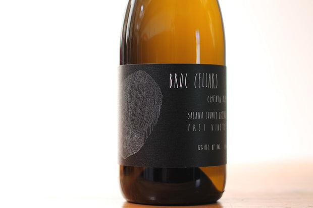 2017 Broc Chenin Blanc, Frei Vineyard | Solano County, Green Valley