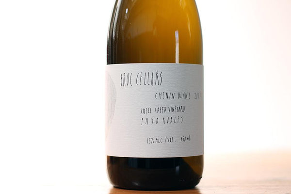 2017 Chenin Blanc, Shell Creek Vineyard, Paso Robles