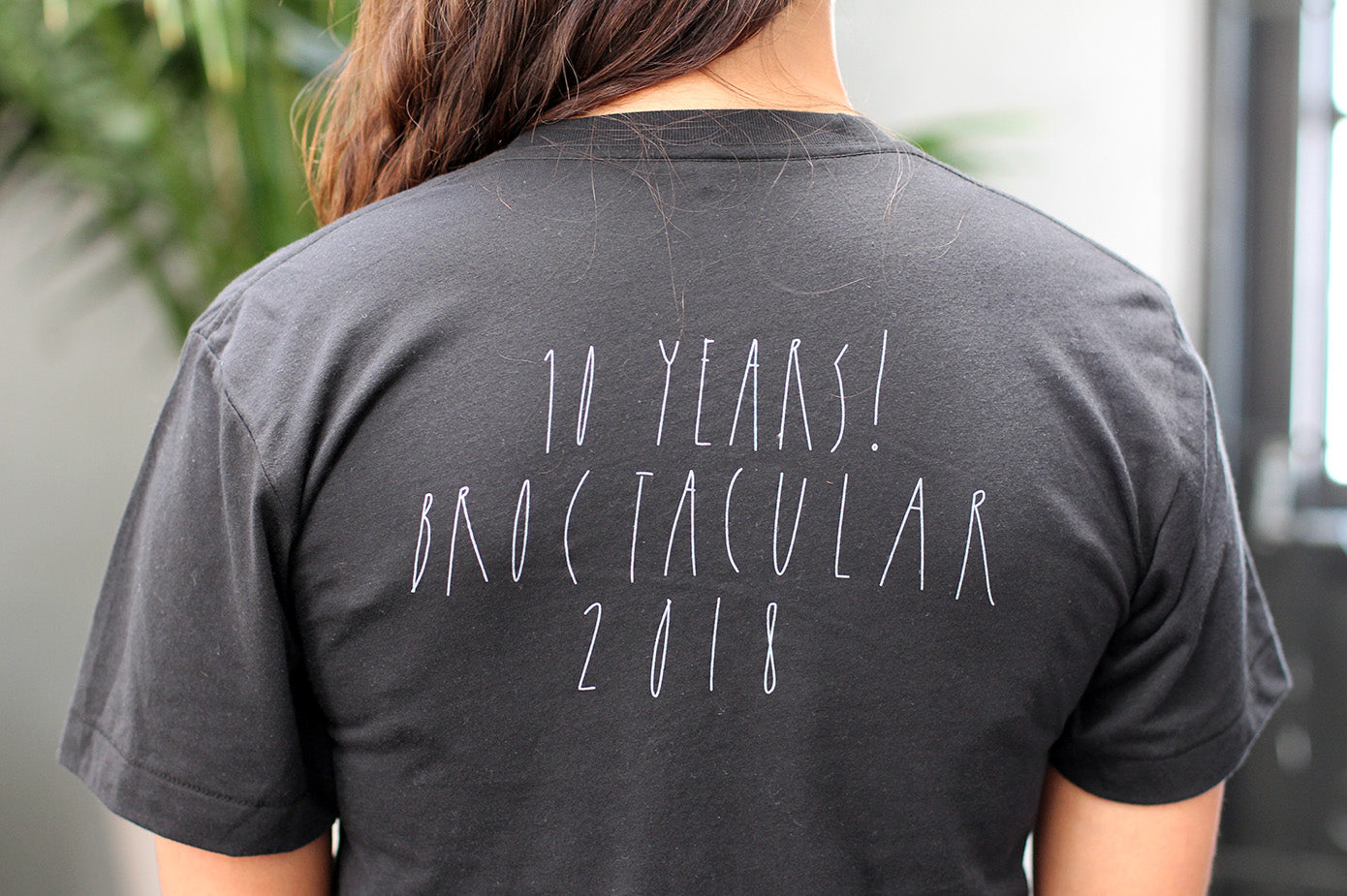 Broctacular 10 Years T-Shirt