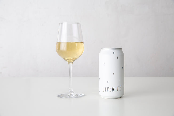 4-Pack Cans | 2019 Love White | Local Pick Up & Delivery Only