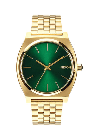 Nixon Time Teller Gold / Green Sunray