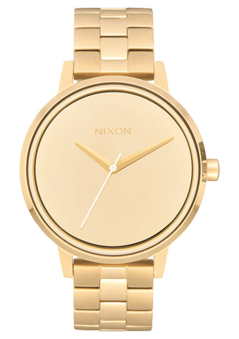 Nixon Kensington Light Gold/Mirror