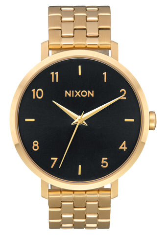 Nixon Arrow All Gold/Black Sunray