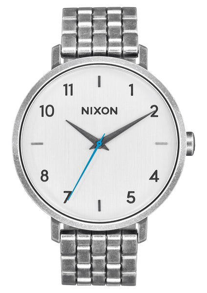 Nixon Arrow Silver/Antique