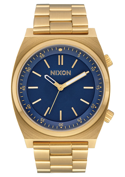 Nixon Brigade All Gold/Navy Sunray