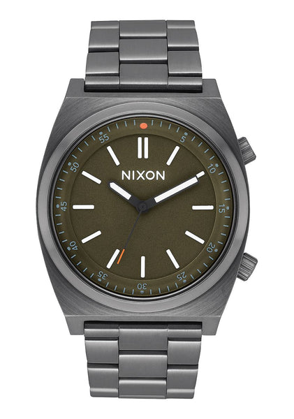 Nixon Brigade All Gunmetal/Slate/Orange