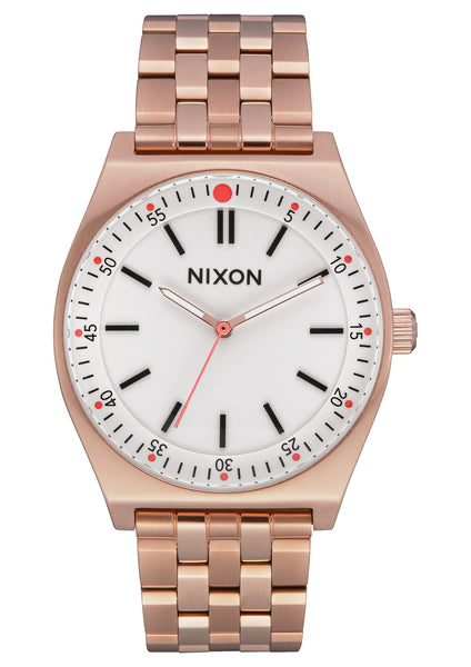 Nixon Crew All Rose Gold Cream