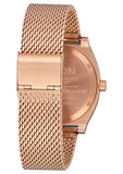 Nixon Time Teller Milanese All Rose Gold
