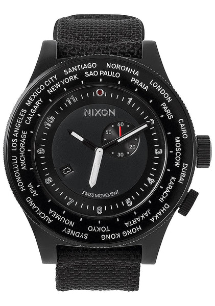 Nixon Passport All Black - 70% Off