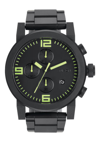Nixon Dodge Ride SS All Black / Lum