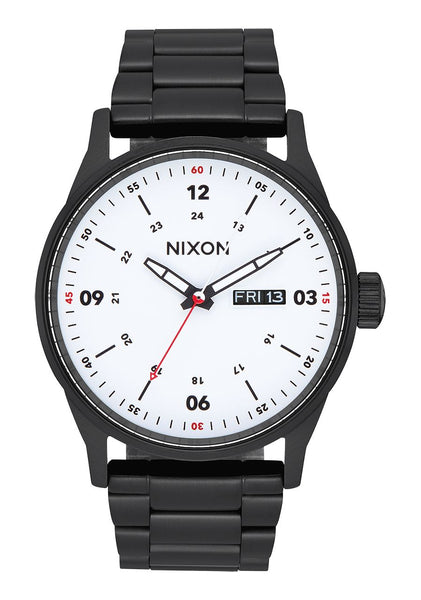 Nixon Sentry SS Black/White