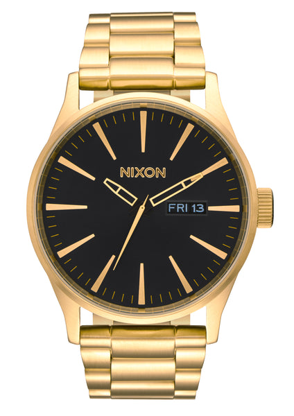 Nixon Sentry All Gold/Black