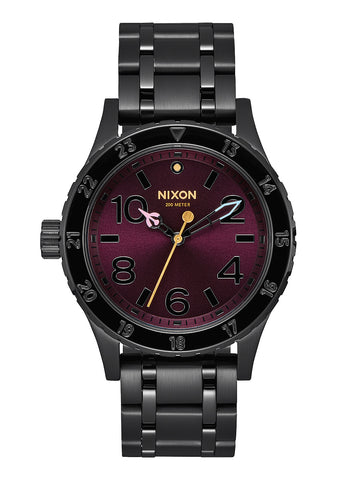 Nixon 38-20 Black/Purple