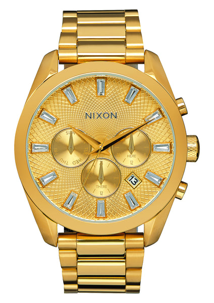 The Bullet Chrono Crystal All Gold