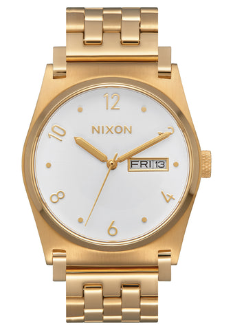 Nixon Jane All Gold/White