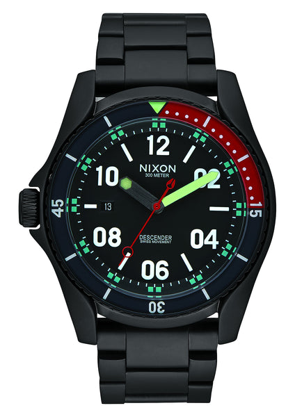Nixon Descender All Black/Multi