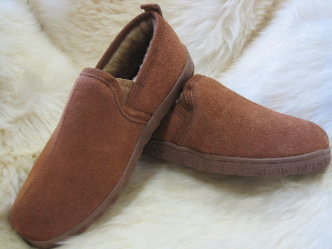 Men's Romeo Sheepskin Slipper RJ's 203