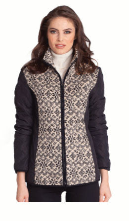 Upcountry Puffy Snowflake Jacket