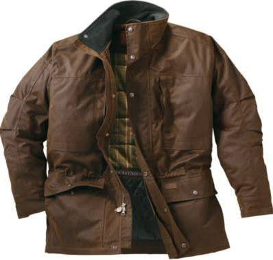 Deerhunter Oilskin Jacket
