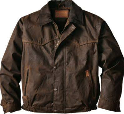 Trailblazer Oilskin Jacket