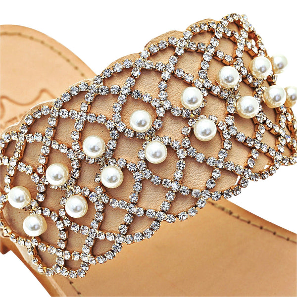 Eros 2 Pearls + Strass - NEW ARRIVAL