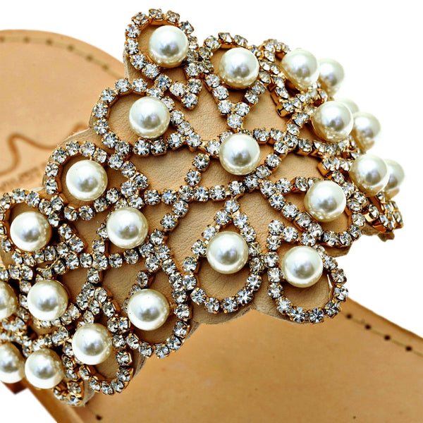 Eros Pearls + Strass - NEW ARRIVAL