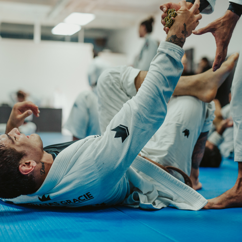 Jonathas Gracie Training
