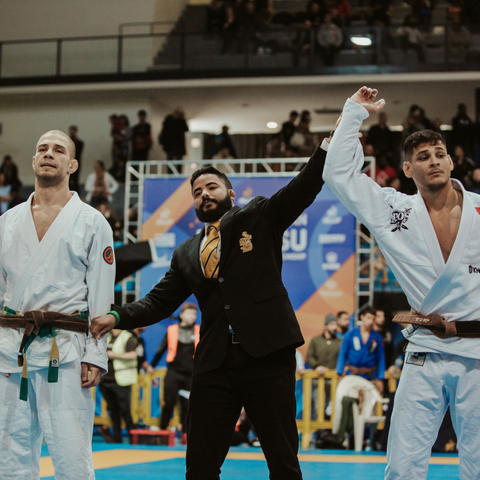 Jonatas Gracie wins 2019 Euros