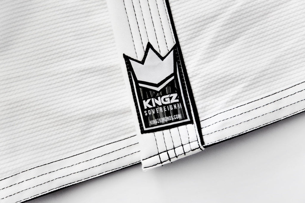 Sovereign 2.0 Jiu Jitsu Gi - White