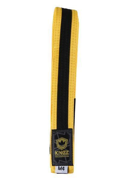 Kids Belts w/ Black Stripe