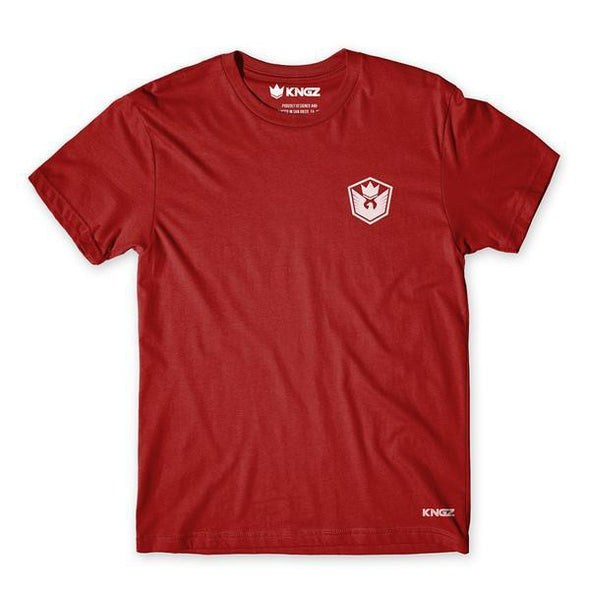 Balistico Shield Tee Red