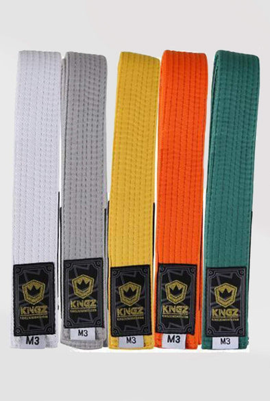 Solid Color Kids Belts
