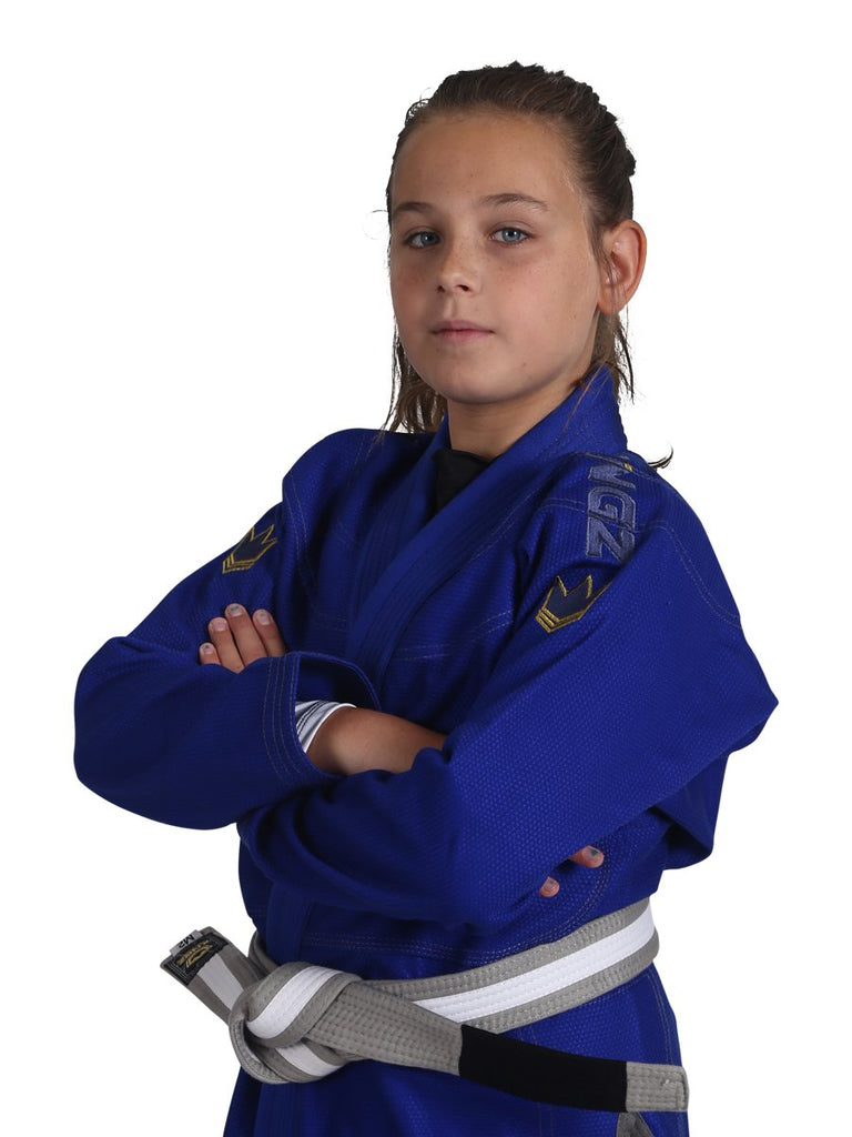 Kids Comp V5 Jiu Jitsu Gi - Blue