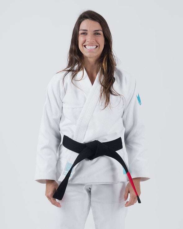 The ONE Jiu Jitsu Gi - Black - FREE White Belt