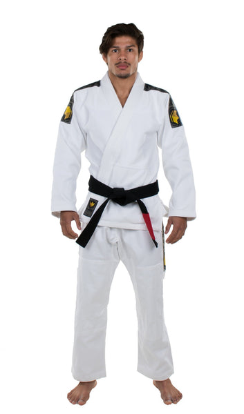 Basic with Free White Belt - White